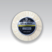 "Ultra Hold Double Side Adhesive Tape with ""Finger Print"" Technology for no shine effect at your hairline."
