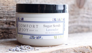 Body Luxuries and Sugar Scrubs