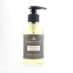 Patchouli Lavender Body Oil