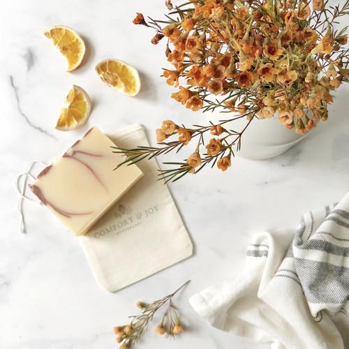Lavender Citrus Soap