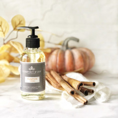 Pumpkin Chai Body Oil