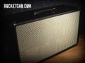 Chicago 2x12 custom pine guitar cabinet.