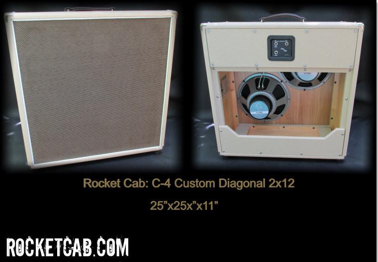 C-4 Custom Diagonal 2x12