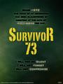 Survivor '73 Poster