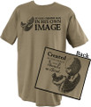 So God Created Man T-Shirt