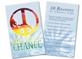 Give Peace a Chance Pro-Life Card