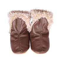 Classic Baby Boots, Brown
