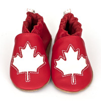 O Canada Baby Shoes