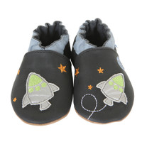 Out of This World Soft Soles,  Black