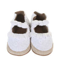 Sunshine Espadrille Baby Shoes