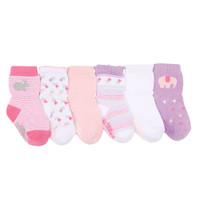 Baby's Favorite Socks, 6-Pack