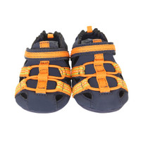 Beach Break Mini Shoez, Orange/Navy