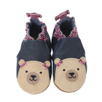 Beary Bailey Baby Shoes