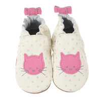 Cosmic Kitty Baby Shoes