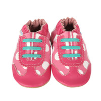 Dotted Dolly Baby Shoes