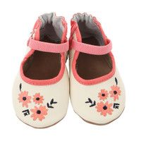 Emma Mary Jane Baby Shoes, Soft Soles