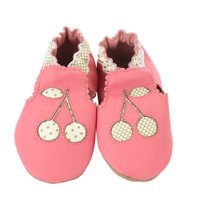 Cherry Baby Shoes