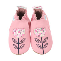 Tina Tulip Baby Shoes, Soft Soles