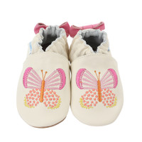 Butterfly Kisses Baby Shoes