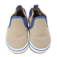 Liam Baby Shoes, Taupe