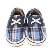 Connor Baby Shoes, Navy