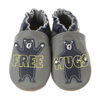 Free Hugs Baby Shoes