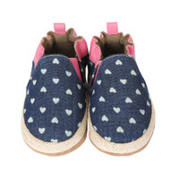 Heart Mania Baby Shoes