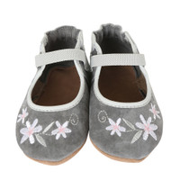 Cool Water Mary Jane Baby Shoes
