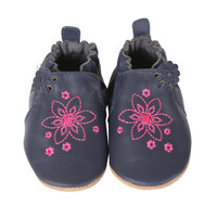 Flowerbomb Baby Shoes