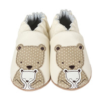 Bear Hug Baby Shoes