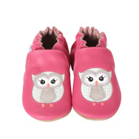 Owl Playmates Baby Shoes