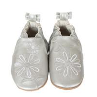 Metallic Mist Baby Shoes