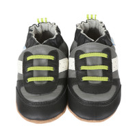 Super Sporty Baby Shoes, Grey