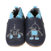 Robotics Baby Shoes, Soft Soles