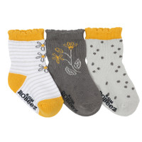 In The Garden Baby Socks, 3-Pack