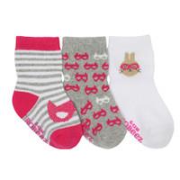 Masked Hero Baby Socks, 3-Pack