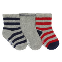 Daily Dave Baby Socks, 3-Pack