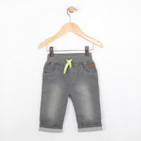 Grey jeans for infants and babies, part of our baby clothing collection