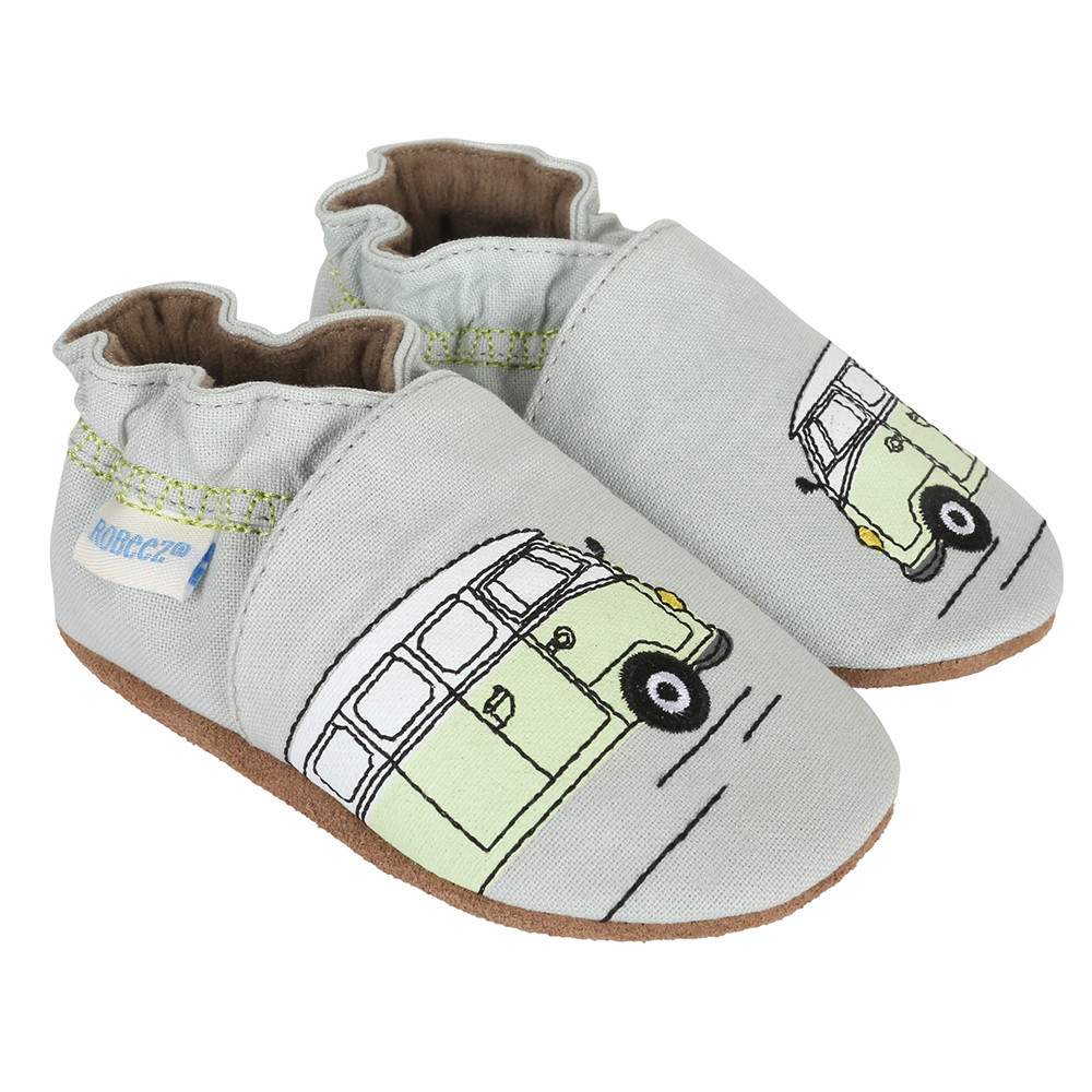 Beep Beep Baby Shoes