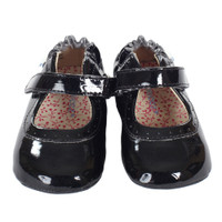 Gracie Baby Shoes, Black, Mini Shoez