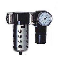 "Arrow Pneumatics C33054-5 Air Filter Regulator Modular Combo 1/2"" NPT (5 Micron Element)"