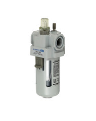 "PneumaticPlus SAL300 Series Air Lubricator 3/8"" NPT with Bracket (NEW MODEL)"
