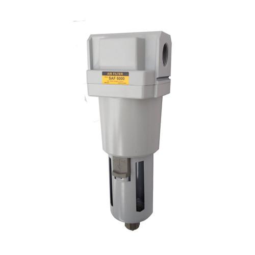 "PneumaticPlus SAF Series Particulate Air Filter 3/4"" NPT (High Flow)"