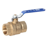 Full Port Brass Ball Valve (Female to Female)