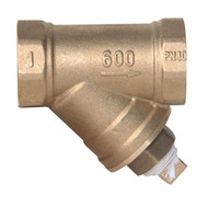 Brass Y-Strainer (Female to Female)