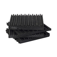 Anti Vibration Pads - All Rubber