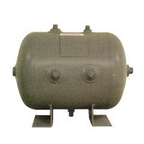 Manchester Tank Horizontal Air Receiver 15 Gallons