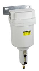 "PneumaticPlus SAMD650 Series Micro Mist Separator, 0.01 Micron 1-1/4"" NPT with Bracket (SAMD650-N12BD-MEP)"