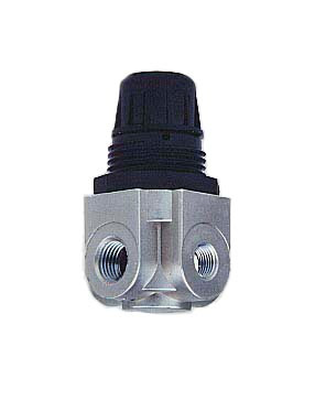 Arrow Pneumatics Miniature Air Pressure Regulator 1 8 Quot Npt