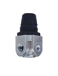 "Arrow Pneumatics Miniature Air Regulator 1/8"" R261"